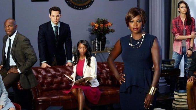 Дата выхода сериала Как избежать наказания за убийство 5 сезон