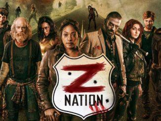 Дата выхода сериала Нация Z 5 сезон