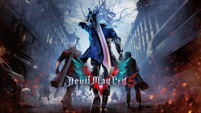Дата выхода Devil May Cry 5