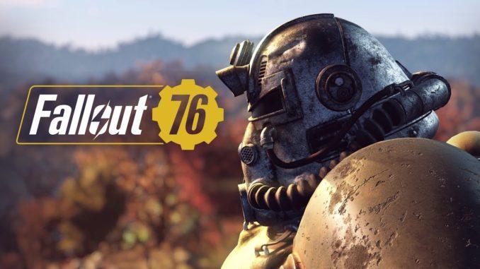 Дата выхода Fallout 76