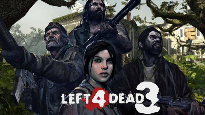 Дата выхода Left 4 Dead 3