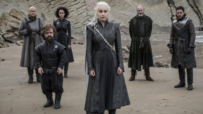 Сериал игра престолов 8 сезон, дата выхода