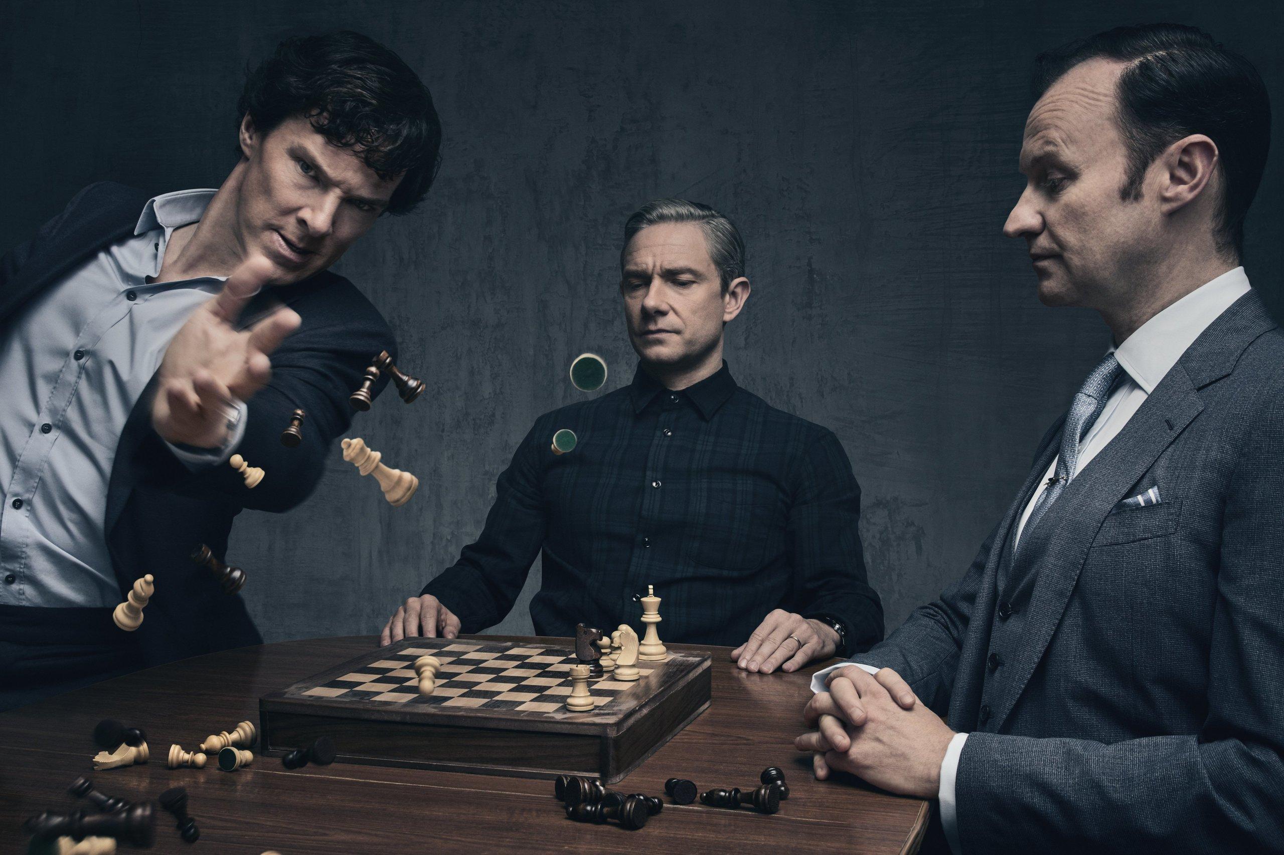 Шерлок 5 сезон дата выхода